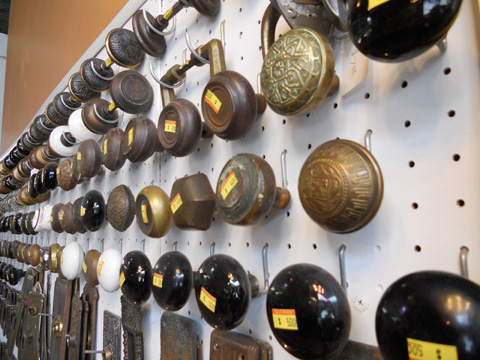 Doorknobs come in every shape imaginable. Email us a photo of your knob style and maybe we can match it.